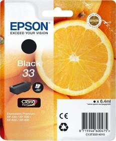 Epson Tinte 33 schwarz (C13T33314010)