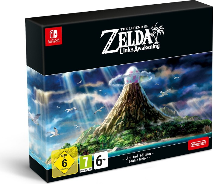 The Legend of Zelda: Link's Awakening - Limited Edition (Switch)