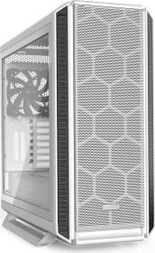 be quiet! Silent Base 802 weiß, Glasfenster, schallgedämmt (BGW40)