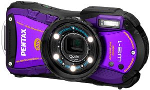 Pentax Optio WG-1 purple (16942)