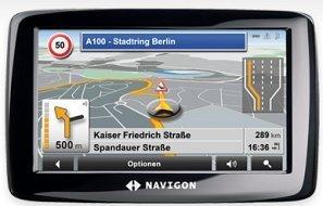 Navigon 2110 max (B09020109)