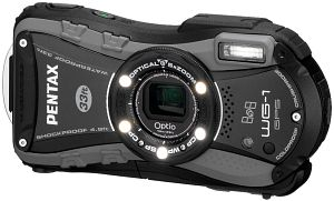 Pentax Optio WG-1 GPS black/grey (16897)