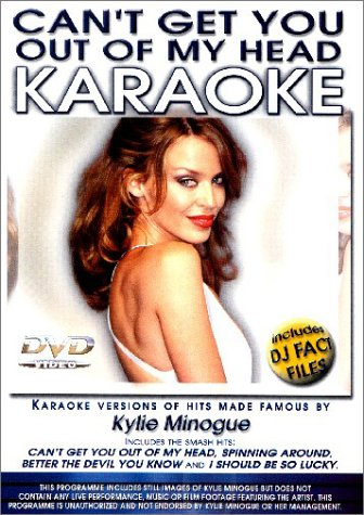 Karaoke: Kylie Minogue -- via Amazon Partnerprogramm
