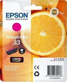 Epson Tinte 33 magenta (C13T33434010)