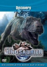Als Dinosaurier die Welt beherrschten (DVD)