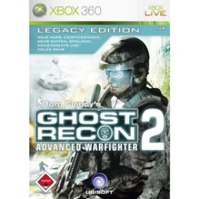 Ghost Recon 3 - Advanced Warfighter 2 - Legacy Edition (Xbox 360)