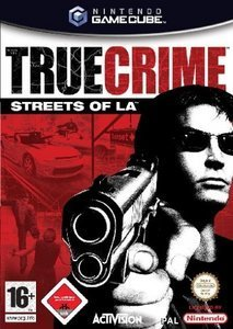 True Crime: Streets of L.A. (niemiecki) (GC)