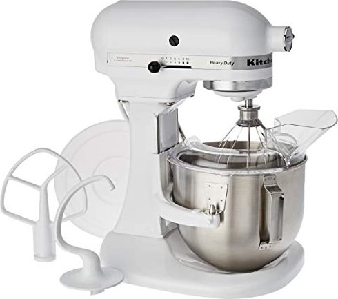 KitchenAid 5KPM5EWH Heavy Duty -- via Amazon Partnerprogramm