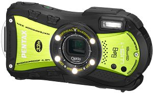 Pentax Optio WG-1 GPS black/green (16912)