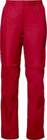 VauDe Drop II Fahrradhose lang indian red (Damen) (04966-614)
