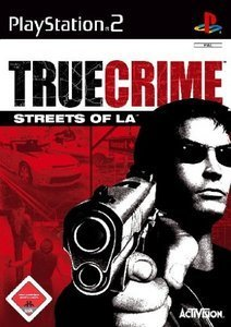 True Crime: Streets of L.A. (niemiecki) (PS2)