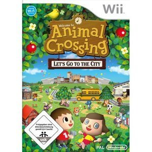 Animal Crossing - Let's go to the City (English) (Wii)
