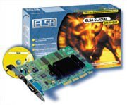 Elsa Gladiac 311, GeForce2 MX/200, 32MB, Bulk (60522)