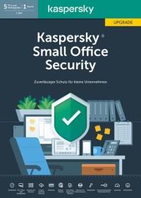 Kaspersky Lab Small Office Security 6, 1 Server, 5 User, Update (deutsch) (PC) (KL4535X5EFR-9GER)