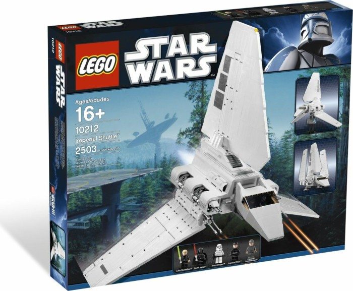 LEGO - Star Wars Exclusives - Imperial Shuttle (10212) -- via Amazon Partnerprogramm