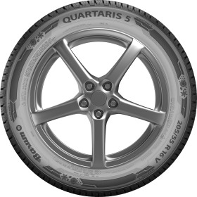 2x Autoreifen Barum Quartaris 5 155//65 R14 75T Allwetter Reifen ID122412