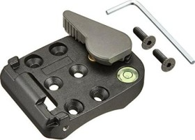 Manfrotto 322RA mount for camera plate