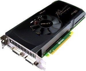 PNY Verto GeForce GTX 560 Ti, 1GB GDDR5, 2x DVI, Mini HDMI (GMGTX56N2H1GZPB)
