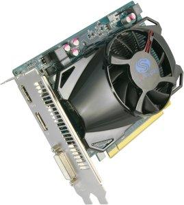 Sapphire Radeon HD 6670 Sapphire-Design, 1GB GDDR5, DVI, HDMI, DisplayPort, lite retail (11192-12-20G)