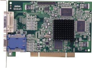 Matrox Millennium G450, 32MB DDR, VGA, DVI, wyjście TV(G45FMDVP32DBF)