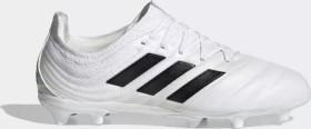 adidas Copa 20.1 FG cloud white/core black/signal green (Junior) (EF1911)