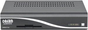 DreamBox DM600-S schwarz, festplattenvorbereitet