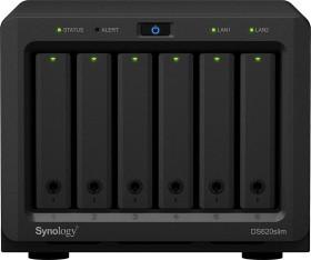 Synology Diskstation DS620slim 10TB, 2x Gb LAN