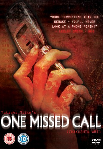 One Missed Call (Remake) (UK) -- via Amazon Partnerprogramm