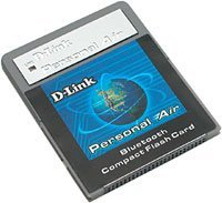 D-Link DCF-650BT, CompactFlash Card (CF)