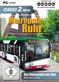 OMSI 2 - Der Omnibussimulator 2 - Metropole Ruhr (Add-on) (PC)