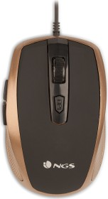 NGS Tick Wired Mouse gold, USB (NGS-MOUSE-0987)