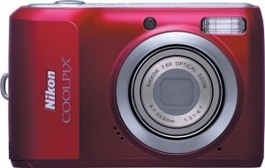 Nikon Coolpix L20 red (VMA362E6)