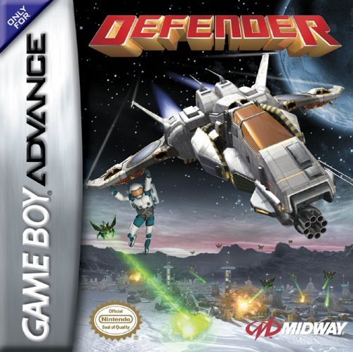Defender (GBA) -- via Amazon Partnerprogramm
