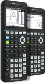 Texas Instruments TI-84 Plus CE-T schwarz