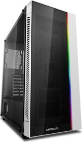 DeepCool Matrexx 55 ADD-RGB WH weiß, Glasfenster (DP-ATX-MATREXX55-AR-WH)