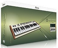 Arturia analog Experience The Factory MIDI Keyboard controller Bundle, USB