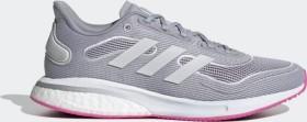 adidas Supernova halo silver/cloud white/screaming pink (Damen) (FX6808)