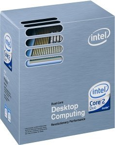 Intel Core 2 Duo E6750, 2x 2.67GHz, boxed (BX80557E6750) --