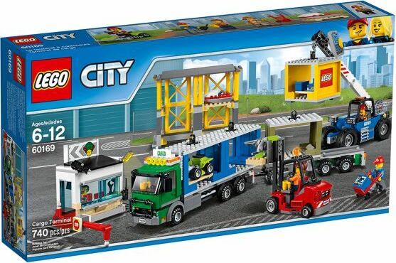 LEGO City - Cargo Terminal (60169)
