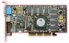 HIS (ENMIC) GeForce3, 64MB DDR (3.8ns), DVI, TV-out, AGP