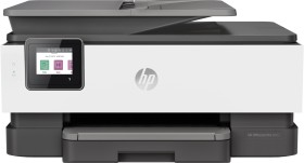 HP OfficeJet Pro 8024 All-in-One grau, Tinte, mehrfarbig (1KR66B)