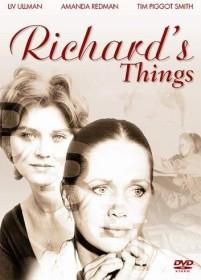 Richard's Things (DVD) (UK)