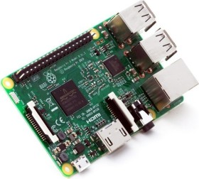 Raspberry Pi 3 Modell B, 8GB Bundle