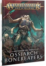 Games Workshop Warhammer Age of Sigmar - Battletome: Ossiarch Bonereapers (DE) (04030207013)