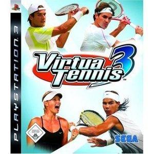 Virtua Tennis 3 (englisch) (PS3)
