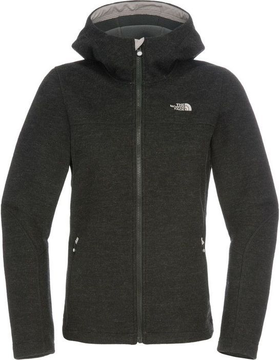 c443770e8 The North Face Zermatt Full Zip Hoodie Jacket (ladies)