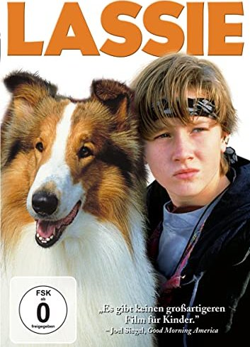 Lassie -- via Amazon Partnerprogramm