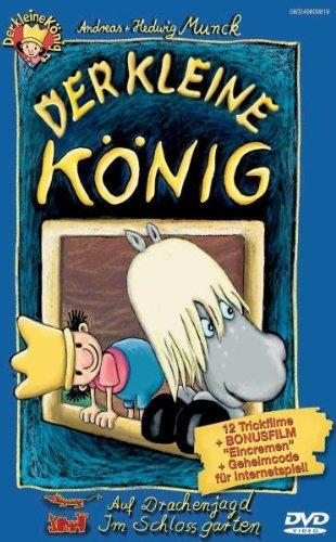 Der kleine König Vol. 1: Auf Drachenjagd/Im Schlossgarten -- via Amazon Partnerprogramm
