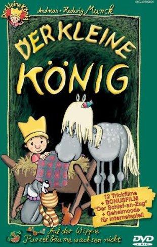 Der kleine König Vol. 2: Auf der Wippe/Purzelbäume wachsen nicht -- via Amazon Partnerprogramm