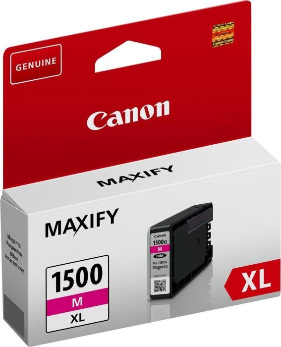 Canon ink PGI-1500XL M magenta (9194B001)